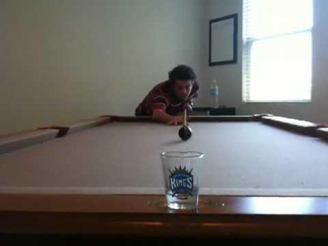 Justin Eldridge Trick Shot #2