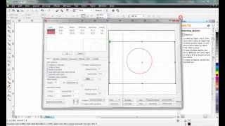 Install laserwork extension for CorelDraw
