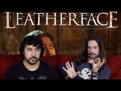 LEATHERFACE MOVIE REVIEW!!! (Spoilers at the End) streaming vf
