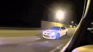 SRT4 E85  vs Shelby GT500