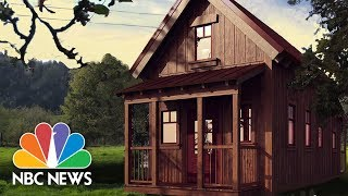 Living Large in a Tiny Home | Startups | NBC News