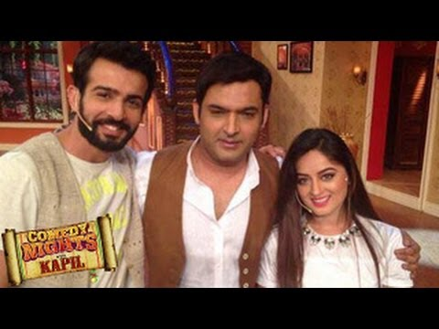 Jay Bhanushali & Mahi Vij's ROMANCE on Comedy Nights with Kapil 10th May 2014 FULL EPISODE