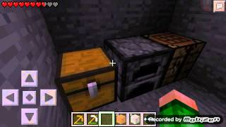 MCPE | Survival | With my brother...