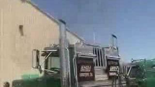 V8 Mack 500 hp