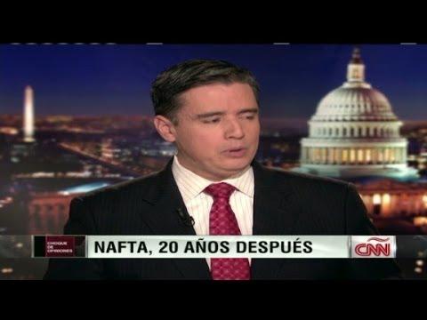 Choque de Opiniones: 20 años del NAFTA