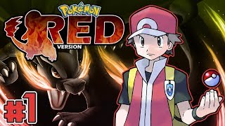 THIS ISN'T DUEL LINKS OH NO! Pokemon Red Nuzlocke Part 1!