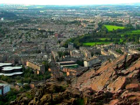 Edinburgh, Scotland holidays travel guide from Teletext Holi