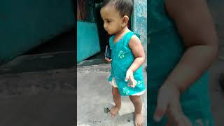 Funny video by baby