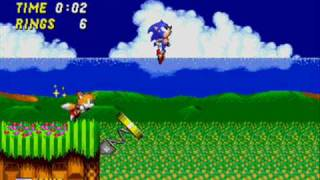 Sonic the Hedgehog 2 - Emerald Hill Zone Remix