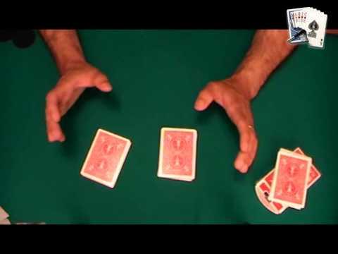 Truco de magia revelado: Imposible adivinación