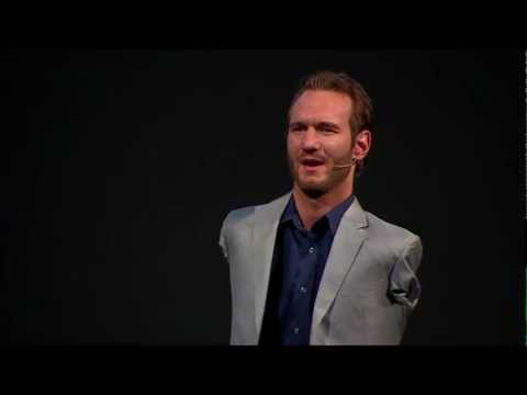 Motivational Speaker Nick Vujicic Visits Full Sail University