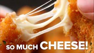 6 Amazing Cheese-Stuffed Recipes