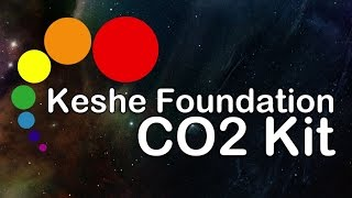 The Keshe Foundation CO2 Capture Kit