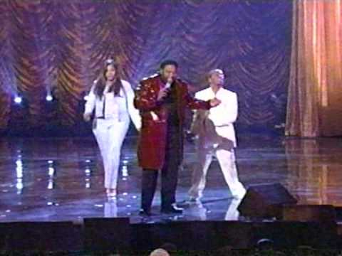 ISLEY BROTHERS TRIBUTE - GERALD LEVERT, SISQO, KELLY PRICE Video