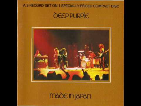 [Made in Japan - 15/Aug/72] Highway Star - Deep Purple