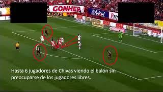 Anlisis del Xolos 2 -1 Chivas / Liga MX Apertura 2018