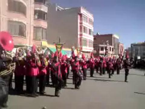 banda de la unidad educativa adventista pacajes