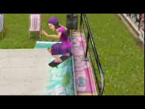 Sims Freeplay - Preteen Girl Can Rock [preteen Video] video