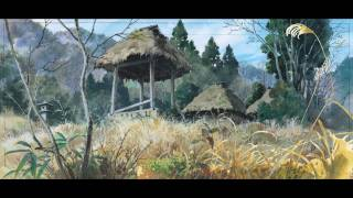 Ghibli Backgrounds by Kazuo Oga