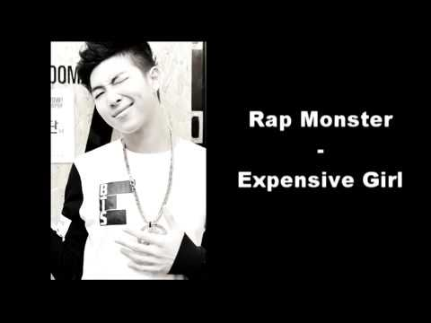 Download Bts rap monster expensive girl