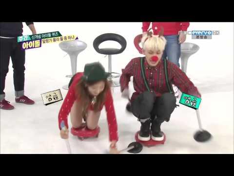 HD Full 131218 주간 아이돌 알랑가몰라 weekly  idol