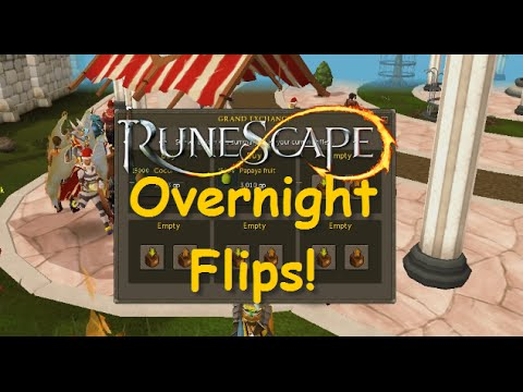 Runescape Guide: Overnight Flipping Guide – Make 5M+ Overnight! Runescape iAm Naveed