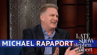 Michael Rapaport Is An International Airborne Hero