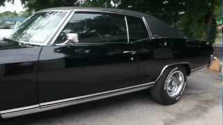 1971 Chevrolet Monte Carlo For Sale~Very Rare Factory 402 Big Block~4 Speed