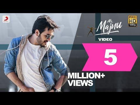 Mr. Majnu - Official Teaser | Akhil Akkineni, Nidhhi Agerwal | Venky Atluri | BVSN Prasad | Thaman S