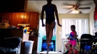 Gymnastics movie