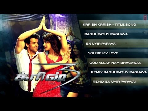 Krrish 3 Full Songs Jukebox - Tamil - Hrithik Roshan, Priyanka Chopra video