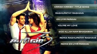 Krrish 3 - Krrish 3 Full Songs Jukebox - Tamil - Hrithik Roshan, Priyanka Chopra