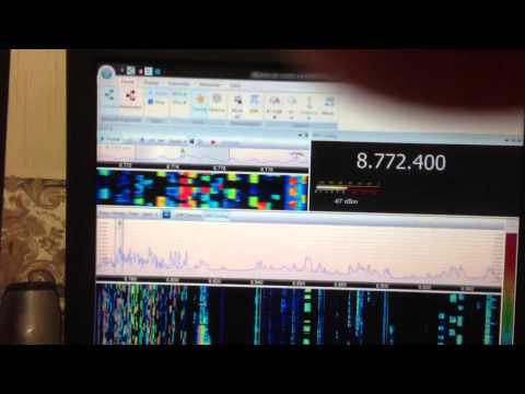 Remote SDR-Radio TS-830 Funcube Dongle Pro Plus