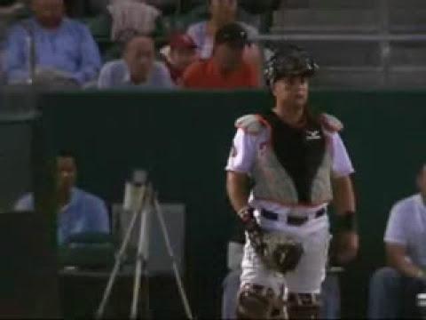la mejor atrapada de beisbol
