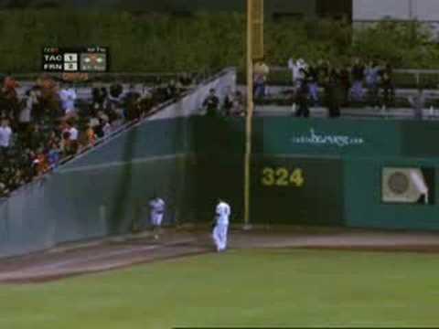 la mejor atrapada de beisbol Video