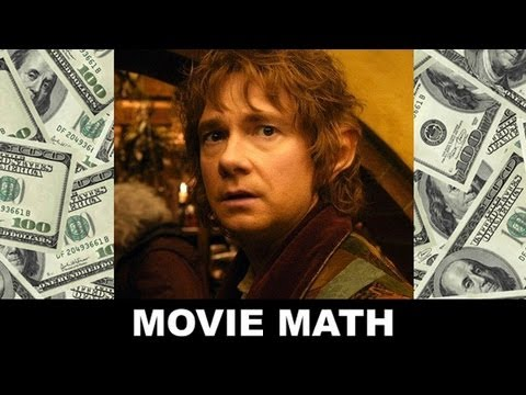 Box Office for The Hobbit An Unexpected Journey, Lincoln, Rise of the Guardians, Zero Dark Thirty