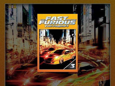 The Fast And The Furious:  Tokyo Drift video
