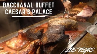 Bacchanal Buffet - Best of Las Vegas!