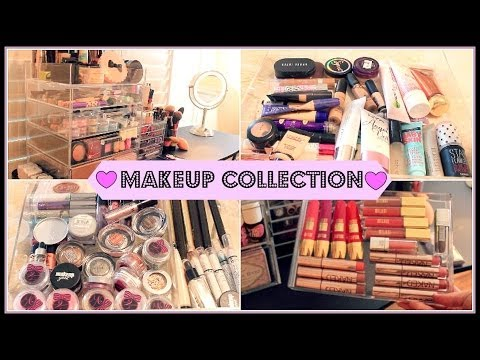 My Makeup Collection ♡