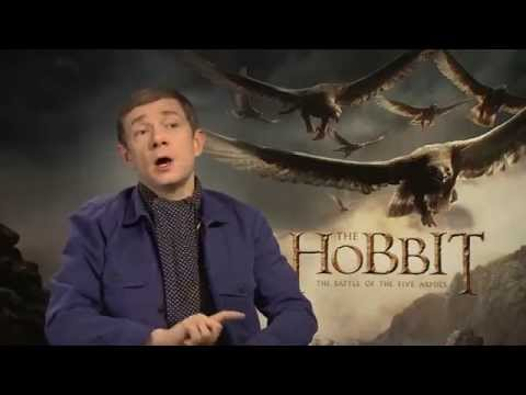What drew Martin Freeman to 'Fargo' and what makes Bilbo Middle-Earth's unlikeliest hero