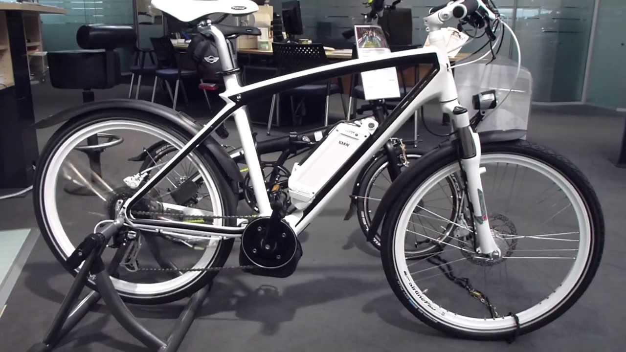 Bmw Cruise Bike 2013 Bmw Cruise Electro-bike See