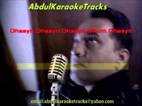 Nagada Sang Dhol Karaoke