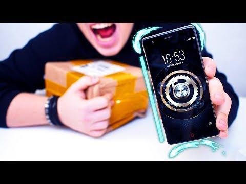 Офигеть! ЭТОТ смартфон может ВСЁ.. Xiaomi бойтесь!!! - Посылка с Aliexpress 2018