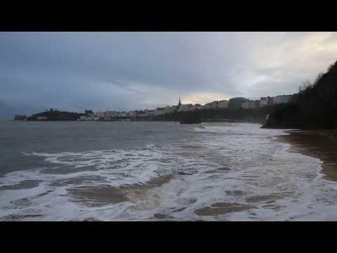 Tenby at High Tide