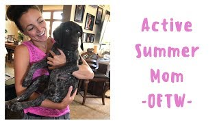 Outfits Of The Week | Functional Summer Days