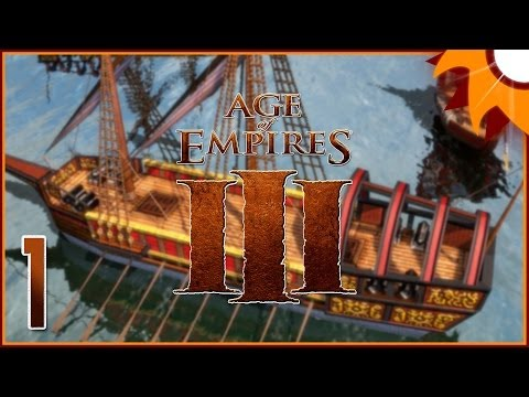 Age of Empires III - Mission 1 - Breakout ...The Great Bombard!...