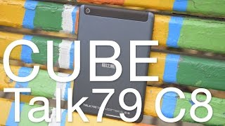 Обзор планшета CUBE Talk79 U55GT-C8 | China-Review