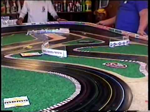 HO Slot car racing in So Cal - Super Stocks at Williamsville...