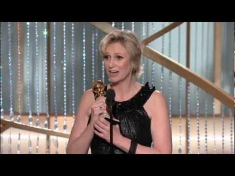 Golden Globe 2011 - Jane Lynch