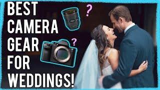 BEST Camera Gear to Shoot Weddings! (Wedding Video Gear Breakdown for Filmmakers 2018)